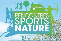Rencontres Sports Nature 2017